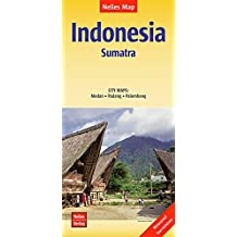 Nelles Map Landkarte Indonesia: Sumatra: 1:1,5 Mio | reiß- und wasserfest; waterproof and tear-resistant; indéchirable et imperméable; irrompible & impermeable (Nelles Map / Strassenkarte)