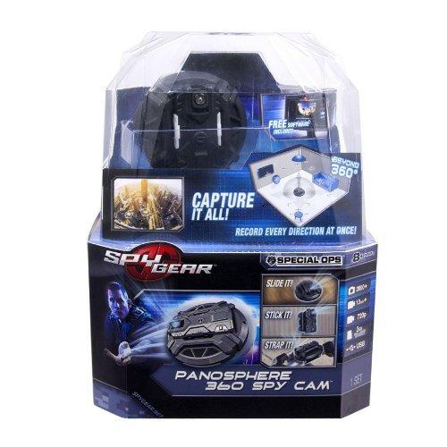 Preisvergleich Produktbild Spy Gear Panosphere 360 Spy Cam