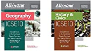 All In One Geography Icse Class 10 2020-21&All In One History & Civics Icse Class 10 2020-21 (Set Of