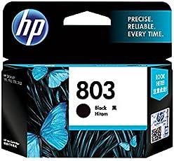 HP 803 Black Original Ink Cartridge