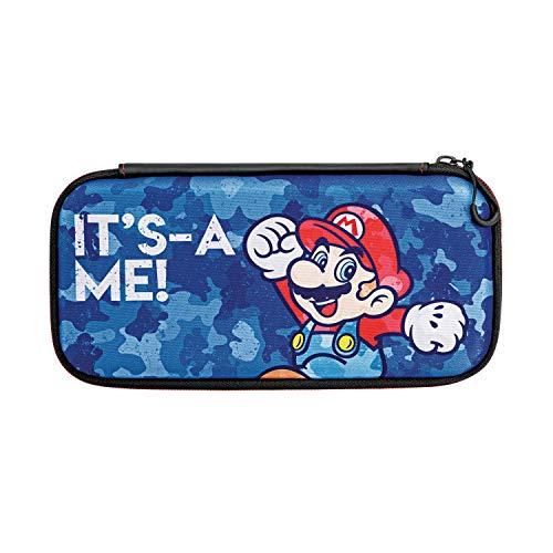 Switch-Case Mario Camo Edition [ ] -