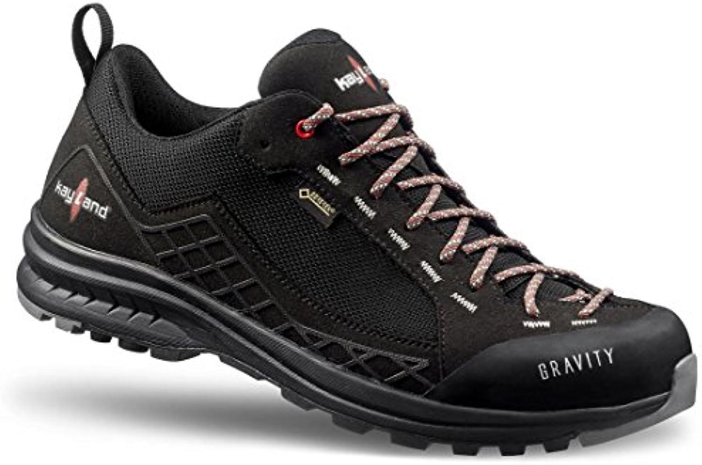 KAYLAND GRAVITY GTX BLACK  - Zapatos de moda en línea Obtenga el mejor descuento de venta caliente-Descuento más grande