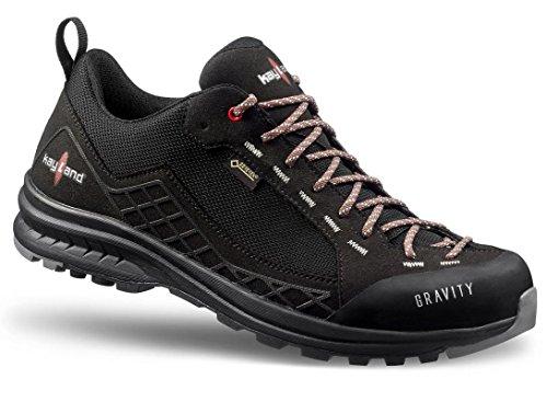 Kayland Shoes man Gravity GTX Bleck Bleck