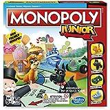 Hasbro - Jeu De Plateau - Monopoly Junior