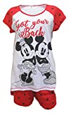 "Disney Minnie Mouse ""Got Your Back"" Shortie Pyjamas pour dames - S"