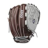 Best Baseball Gloves Pitchers - Wilson 2018 Aura Pitcher's/Infield Fastpitch Gloves - Left Review