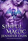 Sinful Magic (Wing Slayer Hunter Book 4)