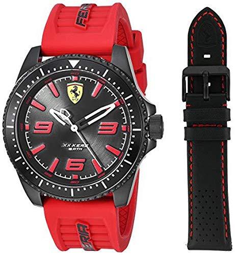 Scuderia Ferrari 830484 Montre à Bracelet pour Homme