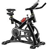 K-Y Indoorcycling Bikes Home stoßdämpfenden Spinning Fahrrad Indoor Ultra-Leisen Heimtrainer