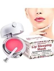 Lippenmaske, Lippenmaske Feuchtigkeit, Lippenmaske Set,Peeling, Pflegende, Zur Reduzieren Sie die Lippenfältchen, verbessern Sie die Lippenlinien,Sie Ihre Lippe attraktiv und sexy