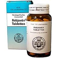 RABJUVEN Tabletten 100 St Tabletten preisvergleich bei billige-tabletten.eu