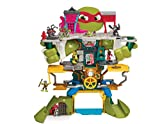 Teenage Mutant Ninja Turtles Half-Shell Heroes Headquarters Playset