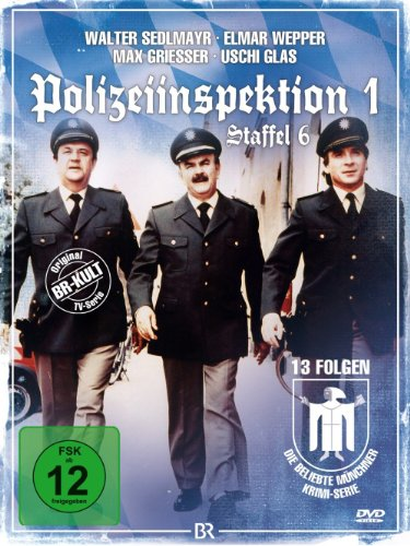 Polizeiinspektion 1 - Staffel 06 [3 DVDs]