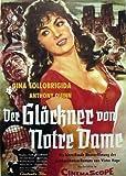 Der Glöckner von Notre Dame, Gina Lollobrigida (1956) |