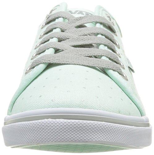 Vans W Ferris Lo Pro, Baskets mode femme Turquoise (Studs Bay/Gre)