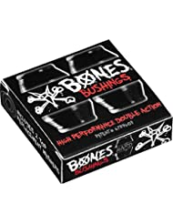 Bones - Pack de 4 gomas, color negro