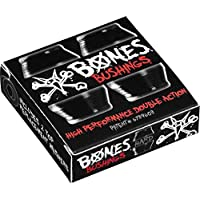 Bones Pack de 4 gomas, color negro
