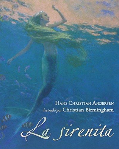 La Sirenita, Colección Libros Ilustrados por Francisco Anton Pascual