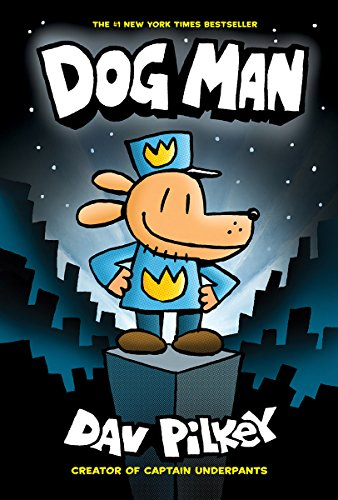 Dog Man por Dav Pilkey