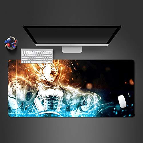 Gummi Wachs Mauspad Computer Tischset Spiel Mauspad 900x300x2 ()