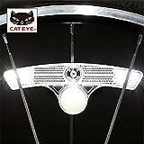 Best GENERIC Mountain Bike Lights - Generic ORBIT Spoke light : CATEYE SL-LD150 MTB Review