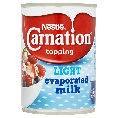 Carnation Topping Light Evaporated Milk 410G