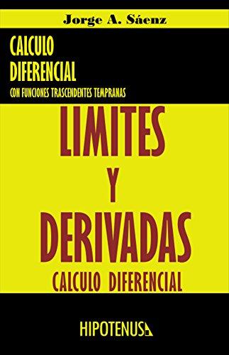 Limites y Derivadas: Calculo Diferencial eBook: Saenz, Jorge ...
