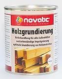 novatic Holzgrundierung, farblos