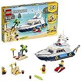 LEGO 31083 Abenteuer Yacht, Bunt - LEGO