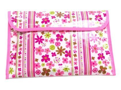 Flower Park of organized smart contact Scandinavian bag (pink) made in Japan N4019500 (japan import)