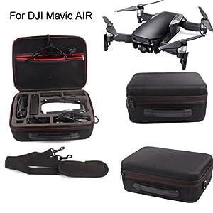 Mavic Pro UAV Valise?Sisit Hardshell épaule étanche Boîte Valise Sac pour DJI Mavic AIR RC Quadcopter