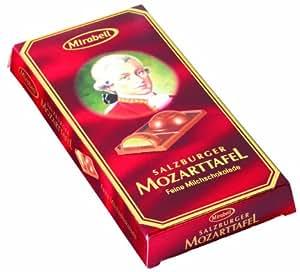 Tavoletta Cioccolato di Mozart 100 gr.