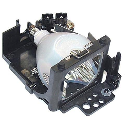 hfy marbull 78–6969–9599–8/ep7650lk Lampe de rechange w/boîtier pour 3M