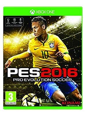 Pro Evolution Soccer 2016 from Konami