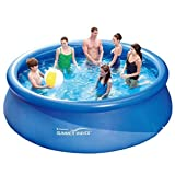 Summer Waves Fast Set Quick Up Pool 305x76cm Swimming Pool Familien Schwimmbad