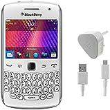 Blackberry 9360 Curve Sim Free - White Edition