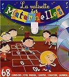 La valisette des maternelles - Coffret 2 volumes : Les p'tits curieux de maternelle ; Chante en maternelle (3CD audio)