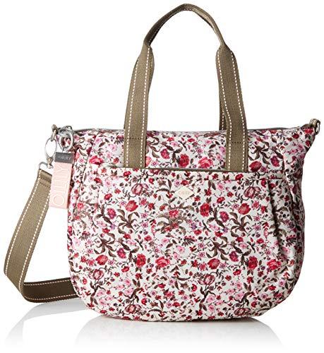 Oilily Damen Groovy Handbag Mhz Henkeltasche, Pink (Fuchsia), 15.0x25.0x33.0 cm