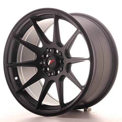 Japan-Racing-jr11-Hiper-Black-9-x-17-ET25-4-x-100108-cerchi-in-lega