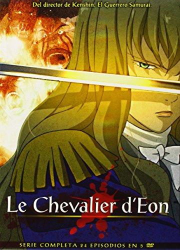 chevalier-deon-edicion-integralle-dvd