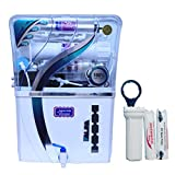 DE AquaZpure A300 14 Stage RO UV UF TDS Alkaline Water Purifier with Full KIT (15 L)