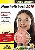 Haushaltsbuch 2019 - Einnahmen und Ausgaben im Überblick - EXTRA: mit Hausratverwalter und KFZ Verwalter für Windows 10 / 8.1 / 8 / 7 / Vista und XP
