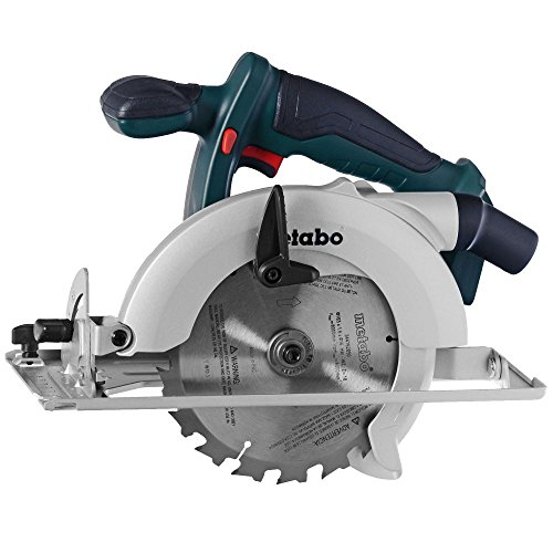 Metabo KSA18LTX 18V Li-ion Cordless Circular Saw 602268890-Body Only, 18 V, Green
