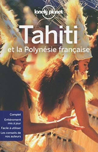 Tahiti - 8ed par  LONELY PLANET