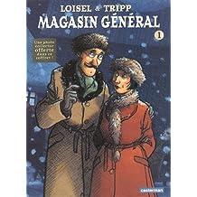 Magasin général, Intégrale 1 : Coffret en 3 volumes : Tome 1, Marie ; Tome 2, Serge ; Tome 3, Les hommes. Avec une photo collector