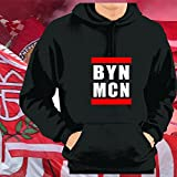 World of Football Bayern Kapuzenpulli BYN MCN - S