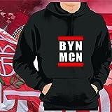 World of Football Bayern Kapuzenpulli BYN MCN - XL