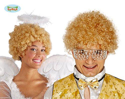 Fiestas Guirca GUI4156 - Blonde (Afro Blonde Kostüm Halloween)