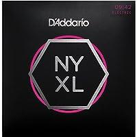 D'Addario 026018 - Juego de cuerdas eléctrica