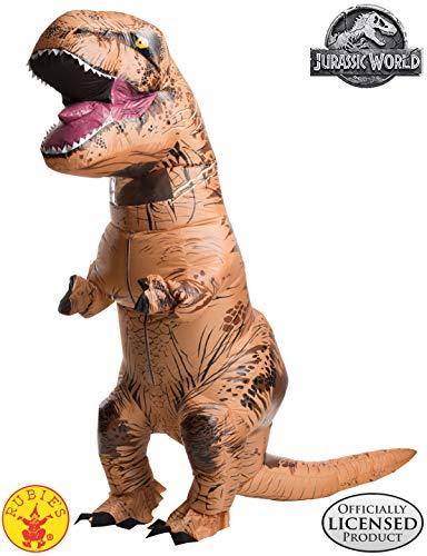 Rubies- Disfraz hinchable T-Rex, Talla única (Rubie\'s Spain 810481)